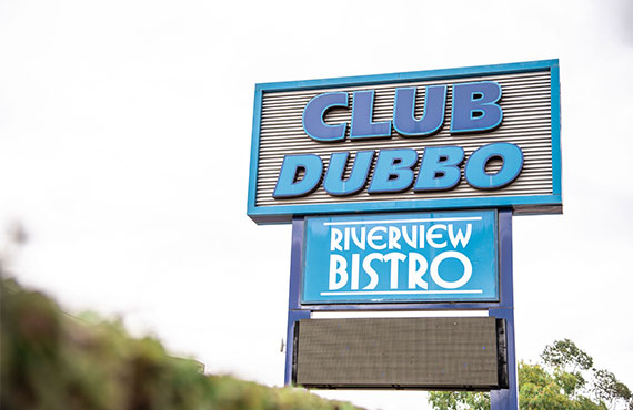 Club Dubbo and the Riverview Bistro